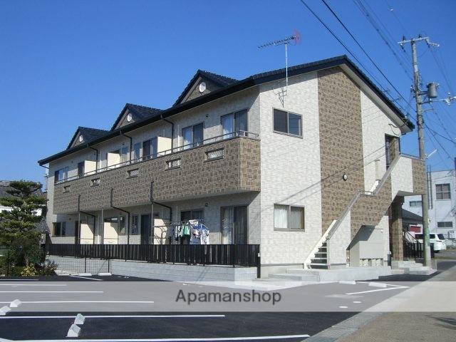 滋賀県甲賀市、油日駅徒歩125分の築10年 2階建の賃貸アパート