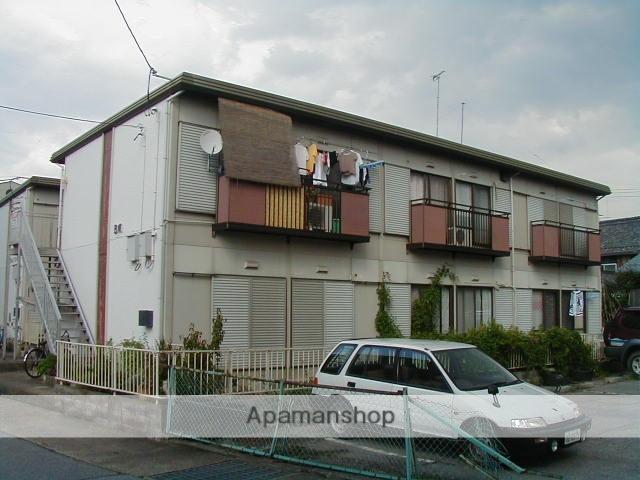 滋賀県彦根市、彦根駅徒歩5分の築30年 2階建の賃貸アパート