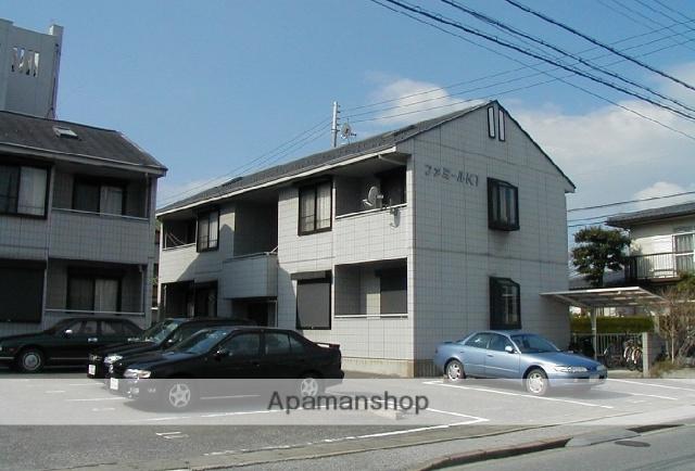 滋賀県彦根市、彦根駅徒歩5分の築22年 2階建の賃貸アパート