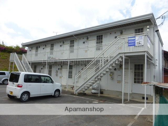 滋賀県東近江市、長谷野駅徒歩20分の築25年 2階建の賃貸アパート