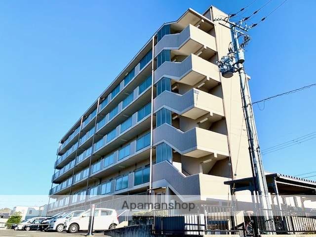 滋賀県彦根市、彦根駅徒歩16分の築6年 6階建の賃貸マンション