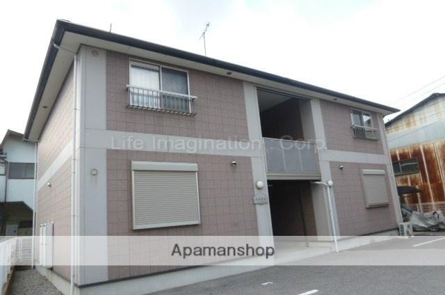 滋賀県彦根市、彦根駅徒歩9分の築13年 2階建の賃貸アパート