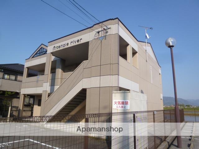 滋賀県東近江市、稲枝駅徒歩131分の築14年 2階建の賃貸マンション
