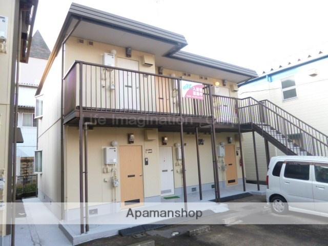 滋賀県彦根市、彦根駅徒歩15分の築27年 2階建の賃貸アパート