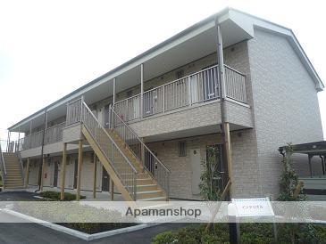 滋賀県彦根市、フジテック前駅徒歩27分の築7年 2階建の賃貸アパート
