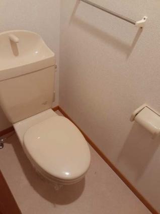 サニーヴィラ参番館[1K/30.07m2]のトイレ