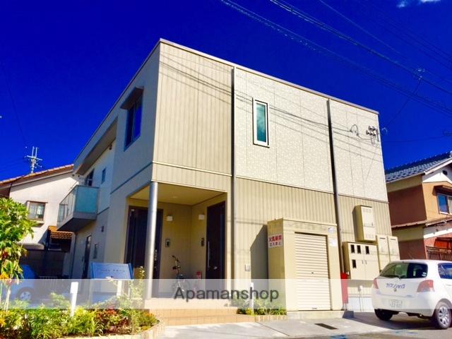 滋賀県彦根市、彦根駅徒歩45分の新築 2階建の賃貸アパート
