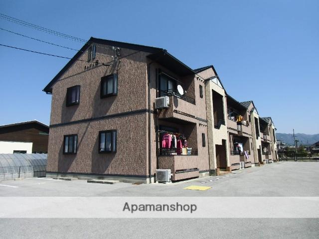 滋賀県愛知郡愛荘町、豊郷駅徒歩59分の築13年 2階建の賃貸アパート