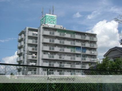 滋賀県東近江市、能登川駅徒歩18分の築28年 7階建の賃貸マンション