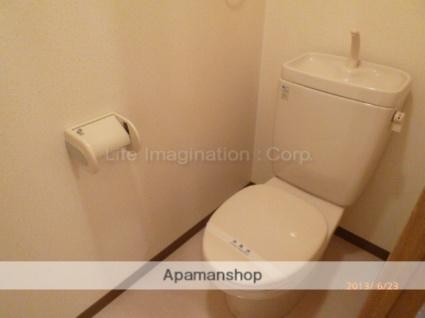 滋賀県栗東市下鈎[1LDK/40.95m2]のトイレ