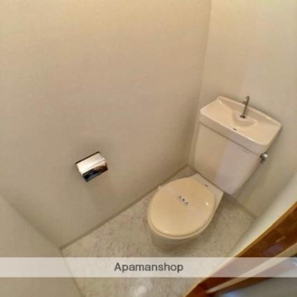 滋賀県湖南市針[2DK/38.88m2]のトイレ