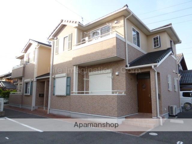 滋賀県東近江市、河辺の森駅徒歩73分の築7年 2階建の賃貸アパート