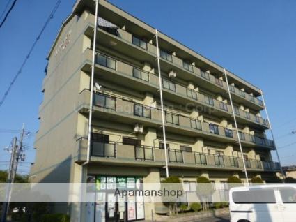 滋賀県愛知郡愛荘町、稲枝駅徒歩52分の築17年 5階建の賃貸マンション