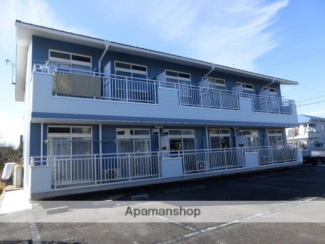 滋賀県蒲生郡日野町、朝日野駅徒歩29分の築25年 2階建の賃貸アパート