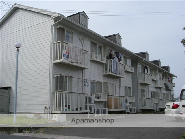滋賀県近江八幡市、近江八幡駅徒歩62分の築27年 2階建の賃貸アパート