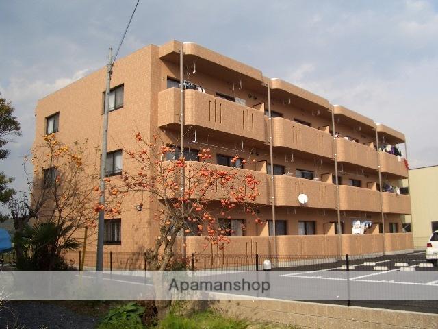 滋賀県東近江市、京セラ前駅徒歩30分の築10年 3階建の賃貸マンション