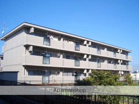 滋賀県東近江市、能登川駅徒歩209分の築16年 3階建の賃貸マンション