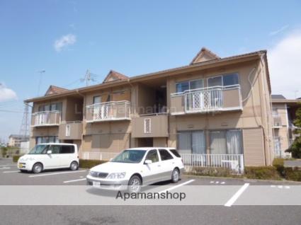 滋賀県愛知郡愛荘町、稲枝駅徒歩83分の築28年 2階建の賃貸アパート