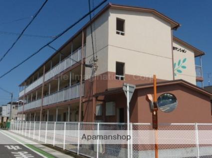 滋賀県東近江市、能登川駅徒歩203分の築24年 3階建の賃貸マンション