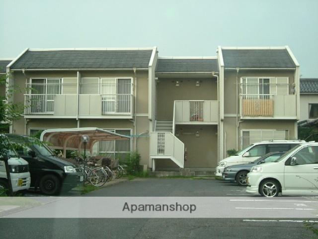 滋賀県近江八幡市、近江八幡駅徒歩23分の築24年 2階建の賃貸アパート