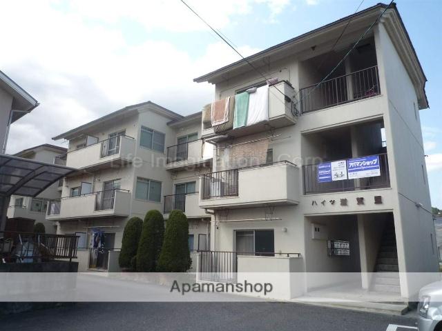 滋賀県大津市、唐崎駅徒歩7分の築35年 3階建の賃貸マンション