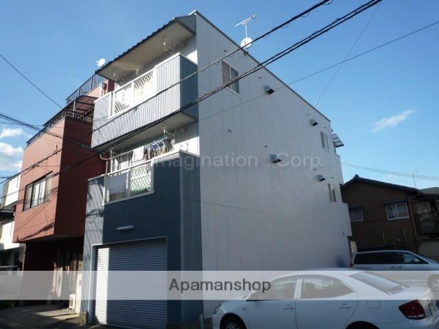 滋賀県大津市、大津駅徒歩30分の築30年 3階建の賃貸マンション