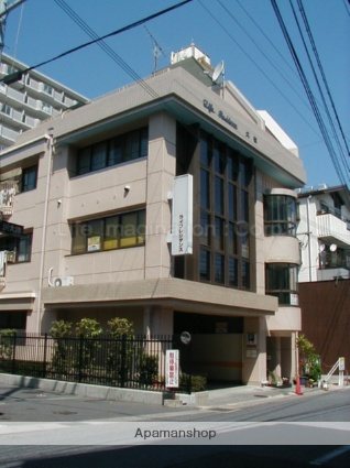 滋賀県大津市、大津駅徒歩12分の築28年 3階建の賃貸マンション