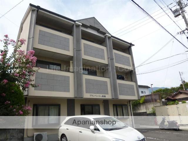 滋賀県大津市、大津京駅徒歩13分の築18年 3階建の賃貸マンション