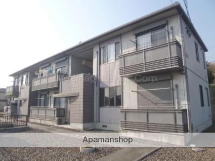 滋賀県大津市、おごと温泉駅徒歩10分の築16年 2階建の賃貸アパート