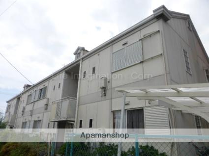 滋賀県大津市、堅田駅徒歩56分の築27年 2階建の賃貸アパート
