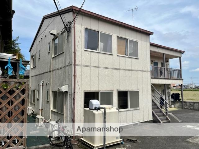 滋賀県栗東市、手原駅徒歩15分の築26年 2階建の賃貸アパート