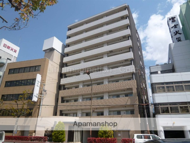 滋賀県大津市、膳所駅徒歩10分の築9年 10階建の賃貸マンション