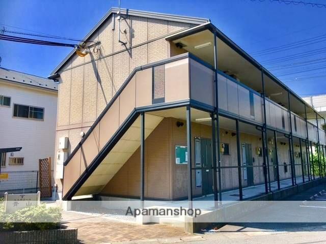 滋賀県大津市、堅田駅徒歩16分の築14年 2階建の賃貸アパート
