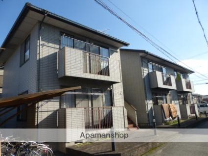 滋賀県大津市、おごと温泉駅徒歩54分の築20年 2階建の賃貸アパート