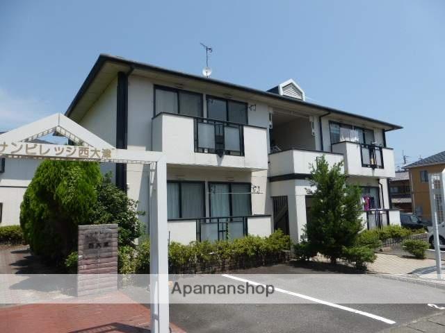 滋賀県大津市、大津京駅徒歩24分の築24年 2階建の賃貸アパート