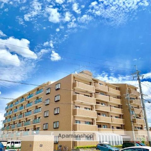 滋賀県草津市、草津駅徒歩35分の築20年 6階建の賃貸マンション