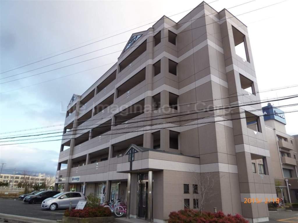 滋賀県栗東市、手原駅徒歩37分の築16年 5階建の賃貸マンション