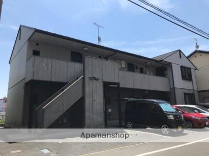 滋賀県大津市、おごと温泉駅徒歩20分の築12年 2階建の賃貸アパート