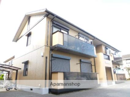 滋賀県栗東市、手原駅徒歩13分の築18年 2階建の賃貸アパート