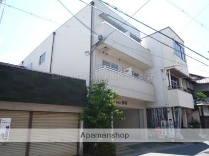 滋賀県大津市、大津駅徒歩17分の築25年 3階建の賃貸マンション