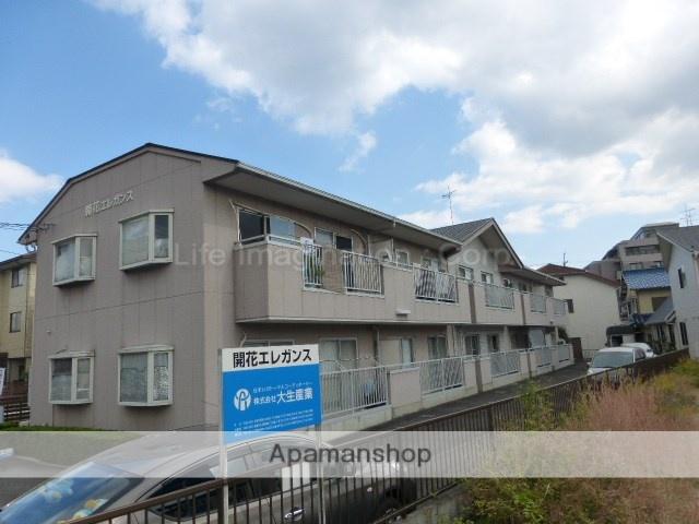 滋賀県大津市、唐崎駅徒歩5分の築28年 2階建の賃貸アパート