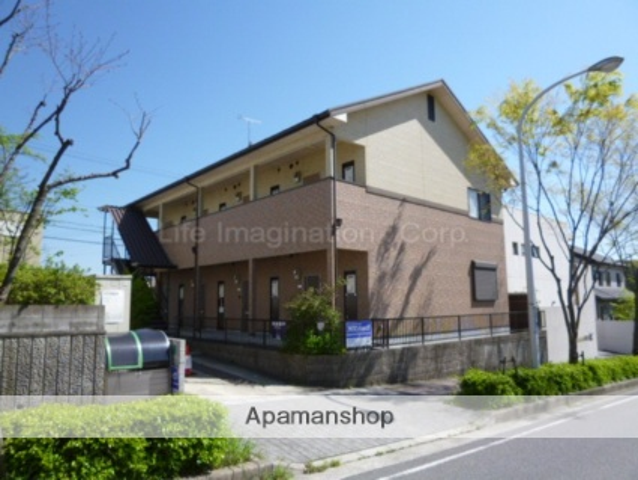 滋賀県大津市、比叡山坂本駅徒歩53分の築11年 2階建の賃貸アパート