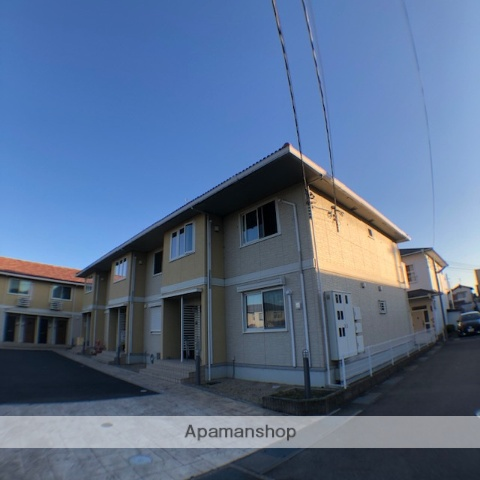 滋賀県大津市、おごと温泉駅徒歩37分の築5年 2階建の賃貸アパート