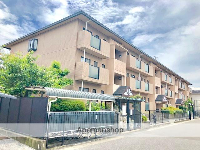 滋賀県近江八幡市、能登川駅徒歩172分の築19年 3階建の賃貸マンション