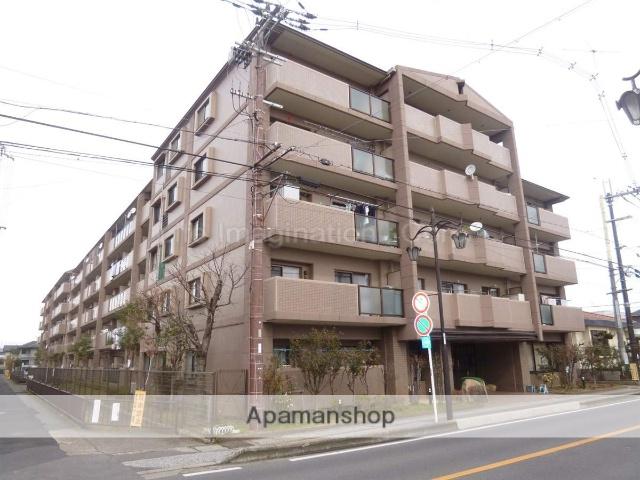 滋賀県近江八幡市、近江八幡駅徒歩13分の築21年 5階建の賃貸マンション