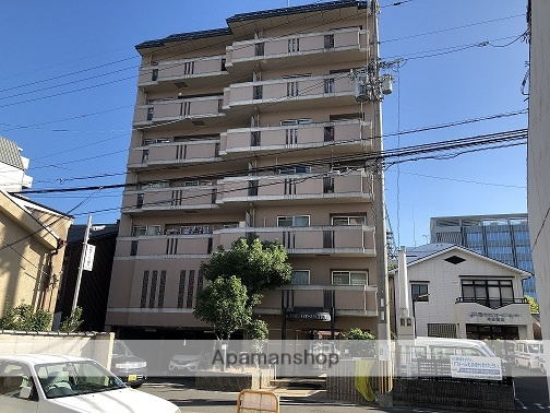 滋賀県大津市、大津駅徒歩7分の築20年 7階建の賃貸マンション