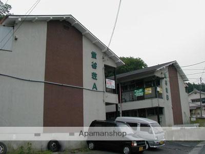 滋賀県大津市、瀬田駅バス30分マツダ前下車後徒歩20分の築32年 2階建の賃貸アパート