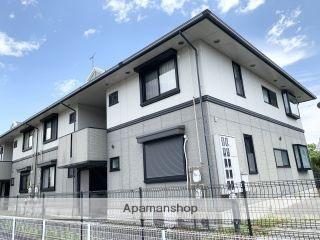 滋賀県大津市、唐崎駅徒歩28分の築20年 2階建の賃貸アパート