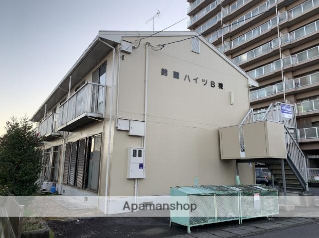 滋賀県大津市、おごと温泉駅徒歩47分の築28年 2階建の賃貸アパート