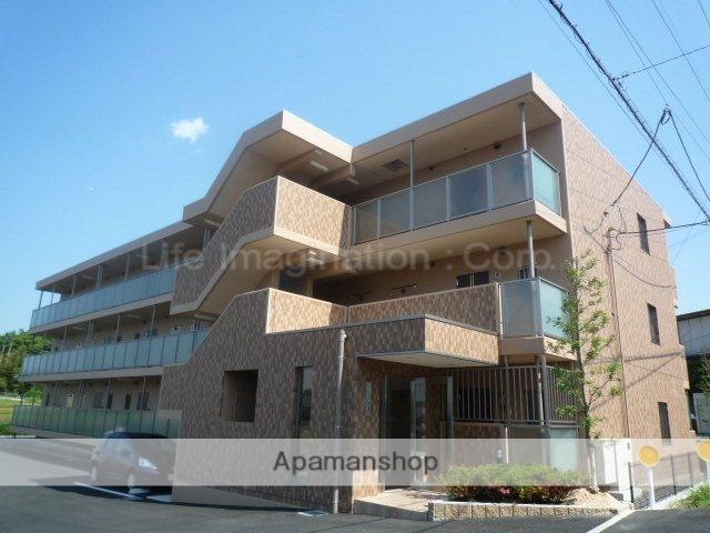 滋賀県大津市、瀬田駅徒歩23分の築7年 3階建の賃貸マンション